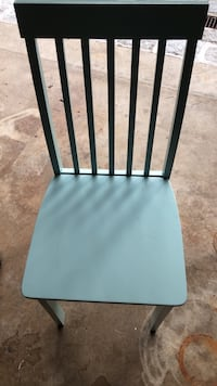 Two teal chairs Randolph, 07869