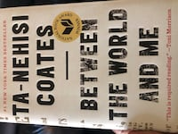 Book Coates between the world and me  Alexandria, 22306