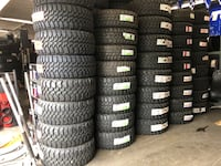 HUGE SELECTION OF MUD TIRES FOR SALE CALL OR ETXT FRO A QUOTE