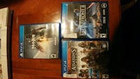 PS4 games Millbrook, 36054