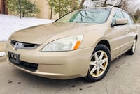 $3900 Firm 2003 Honda Accord Leather Heated Seats Best Brand Colesville