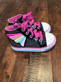 Twinkle toes sketchers size 9 - $20 Vaughan, L4H 0W9