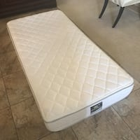 Serta perfect sleeper twin size mattress