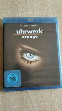 UHRWERK ORANGE STANLEY KUBRICKS DVD BLU-RAY  Müllheim, 79379