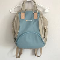 Mom Diaper Bag Nappy Maternity Backpack + changing pad
