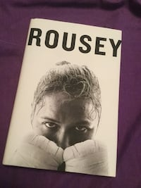 Ronda Rousey Book Novel WWE UFC Toronto, M9R