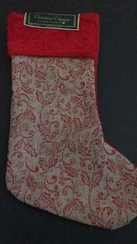 Christmas stocking NEW Thomasville, 27360