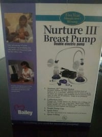 Nurture III Breasts Pump Baltimore