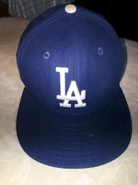 Dodgers Fitted Hat Bellflower