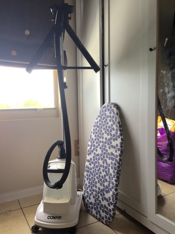 Outstanding Used Conair Fabric Steamer And Ikea Table Top Iron Board For Interior Design Ideas Pimpapslepicentreinfo