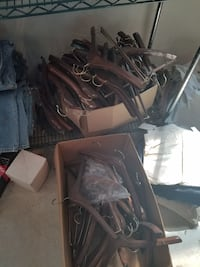 Polo Wooden Hangers