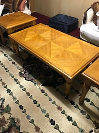 Coffee table set, can deliver, see more info