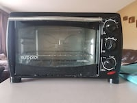 Euro pro table top toaster oven  Calgary, T3K 4W2