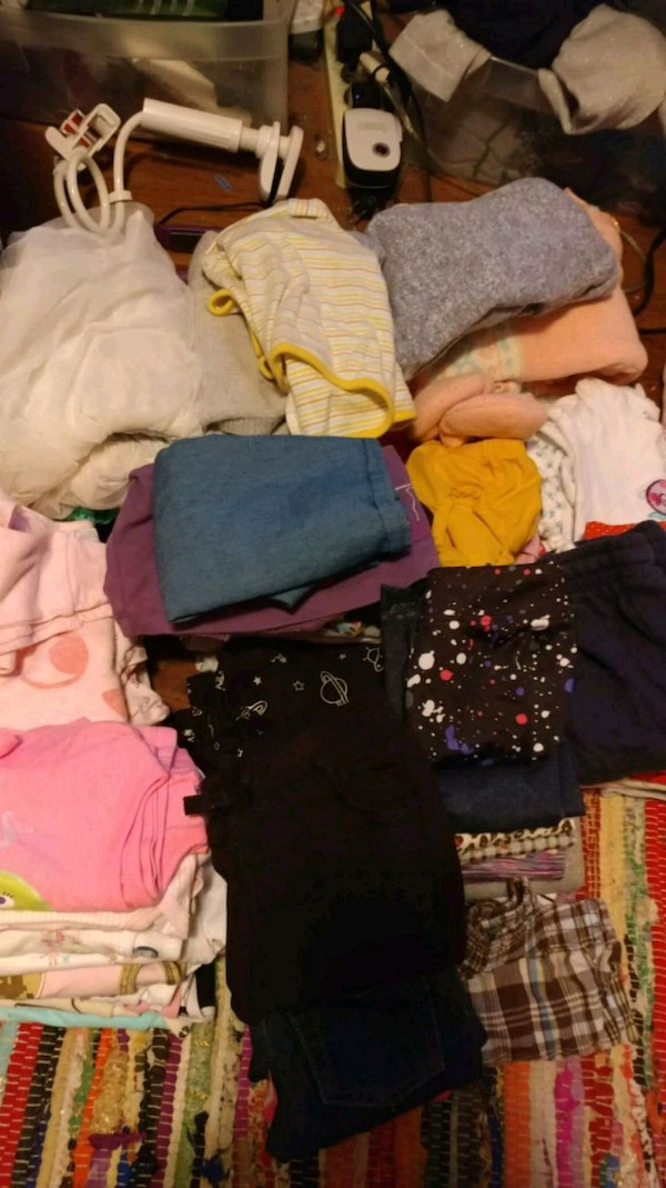 baby girls clothing lot