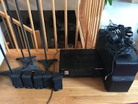 Bose home surround system with receiver  Davie