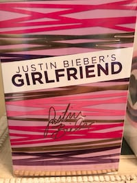 Justin Bieber's girlfriend perfume brand new  Vaughan, L4H 2S8