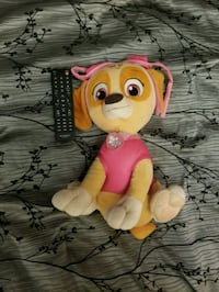 Paw patrol Skye stuffie  Kitchener, N2G