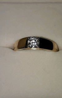 14kt gold diamond engagement ring  Mount Pearl, A1N 4G3