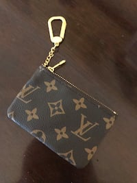 LV Monogram Coin Pouch  Chevy Chase View, 20895