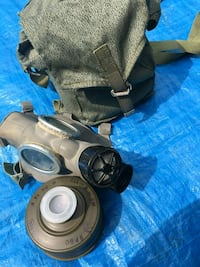 2 Gas Masks ( Russian army) Burlington, L7L 5N9
