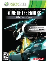 xbox 360 zone of the enders
