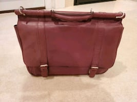 Wilson Leather briefcase