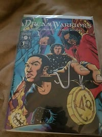 Its issue dream warriors Kitchener, N2P 1R7