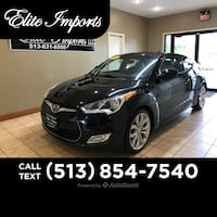 2013 Hyundai Veloster West Chester Township, 45241