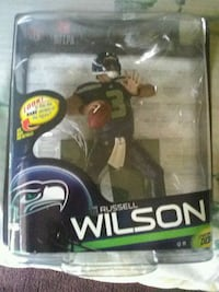 Official NFL figure of RUSSELL WILSON: SPORTS PICKS DEBUT (NFL 33) Los Angeles, 90047