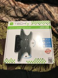 "Techly TV Wall Mount (Fits 19"" - 37"" TV's) Kelowna, V1X 7H7"