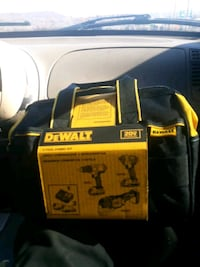Brand new 20 volt Dewalt 3-piece combo kit