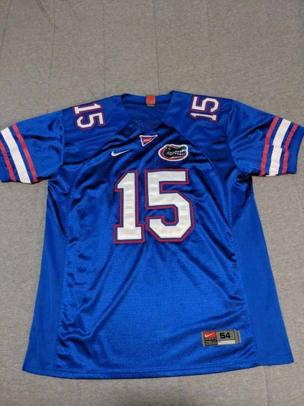 finest selection cc133 a36ea Authentic Tim Tebow Jersey