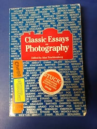 (Used) Classic Essays on Photography Natick, 01760