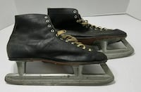 Vintage black leather ice skates  Hagerstown, 21742