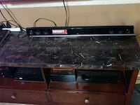 Marble TV stand, coffee table, end table  Houston, 77083