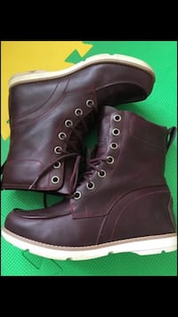 Timberland boots size 7 Toronto, M2R 2H1