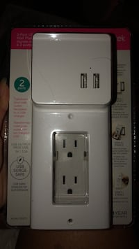 Charging wall plate  Mississauga, L4X 1R8