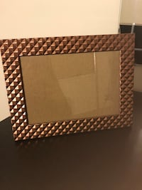 Copper frame 534 km