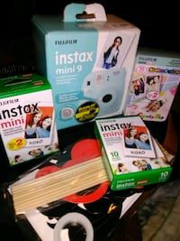 instaX and film