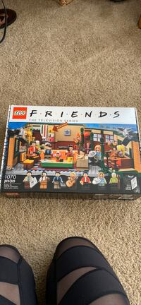 Friends Central Perk LEGO Kit