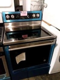 KitchenAid stainless steel stove electric brand ne Baltimore, 21223