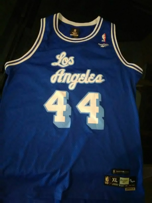 82c7046a778 Used Retro Los Angeles Lakers jersey for sale in Acworth - letgo