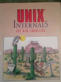 UNIX Internals the new frontiers Robbinsdale, 55422