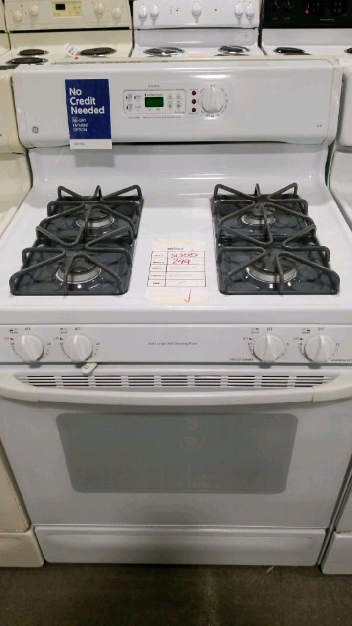 used ge natural gas stove 30inches for sale in hempstead letgo rh gb letgo com