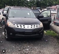 Nissan - Murano - 2005 Capitol Heights