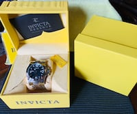 Men's invicta watch new in box Philadelphia, 19114