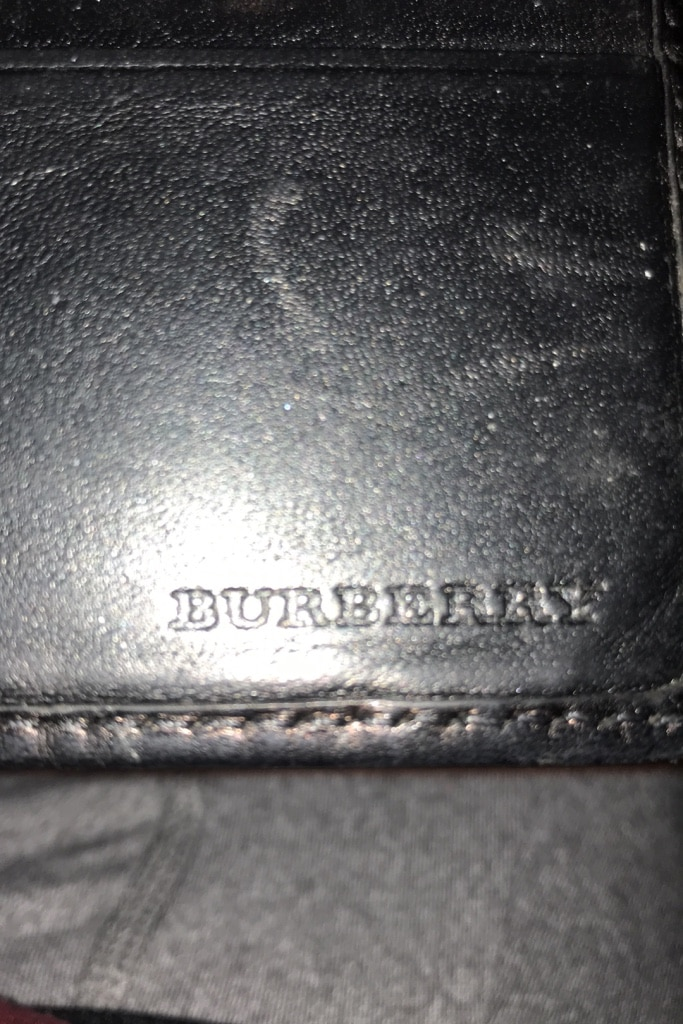 Photo Burberry Wallet 100% Authentic