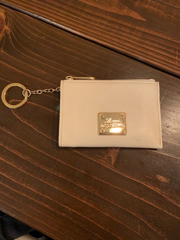 Ralph Lauren ID/card case with key ring