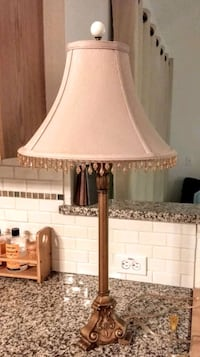 "30"" lamp with beaded lampshade Palm Coast, 32164"
