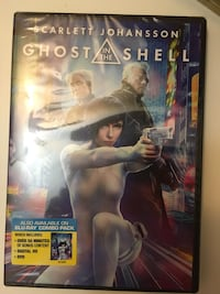 Ghost In A Shell DVD unopened View Park, 90008